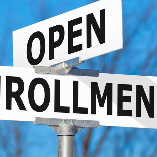 Data Demystifying Open Enrollment