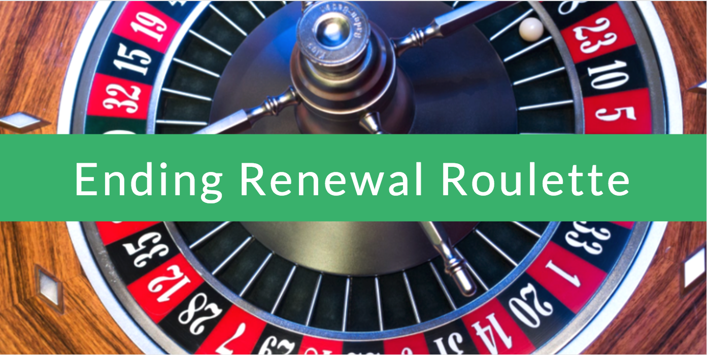 [On-Demand Webinar] Ending Renewal Roulette