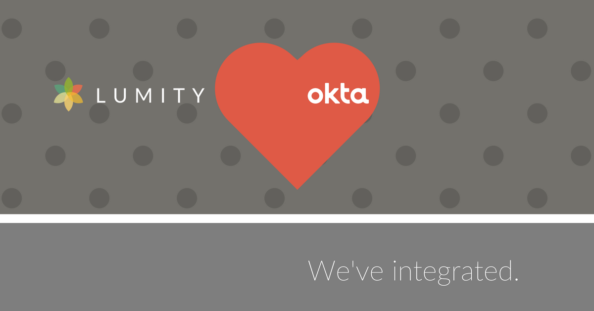 Lumity Now Integrates with Okta